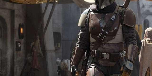 'Star Wars: The Mandalorian' Wraps Filming