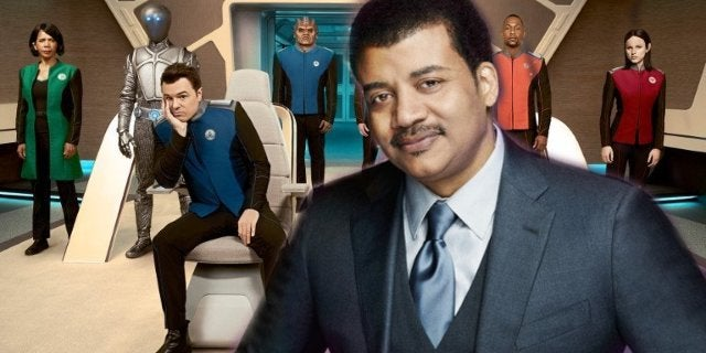 The Orville Neil DeGrasse Tyson