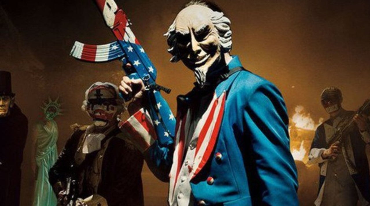 The Purge 5 Title Reportedly Revealed