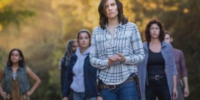 The Walking Dead season 9 women