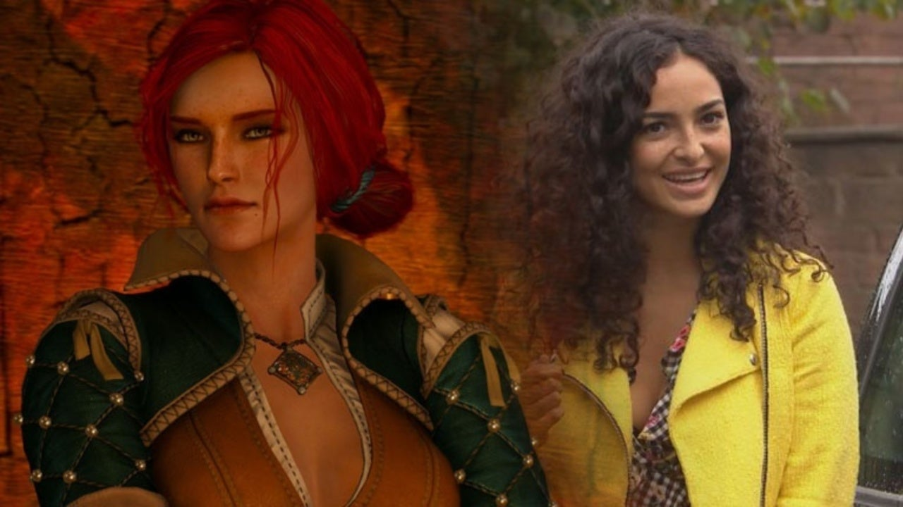 The Witcher Netflix Series Set Footage Leaks Showing Off Triss Merigold