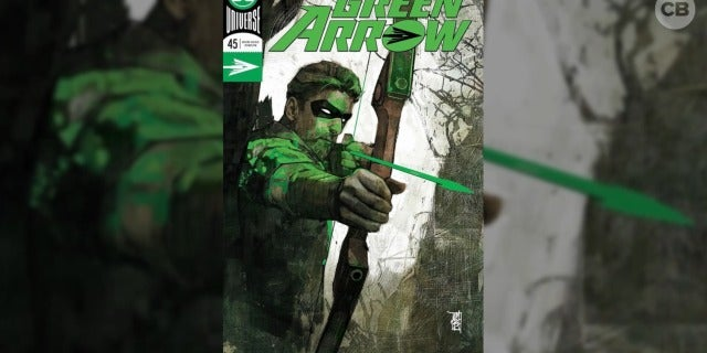 This Week in Comics: Green Arrow screen capture
