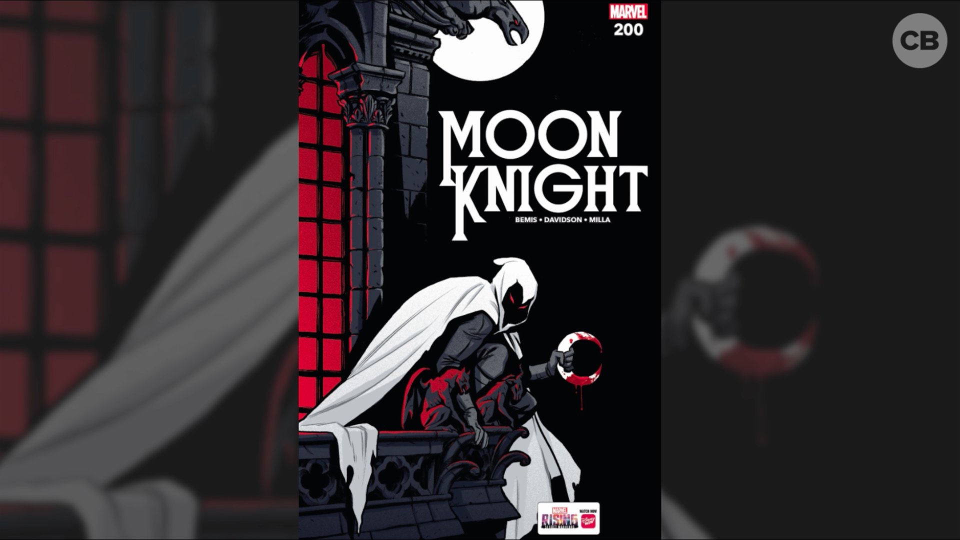 This Week in Comics: Moon Knight #200 screen capture