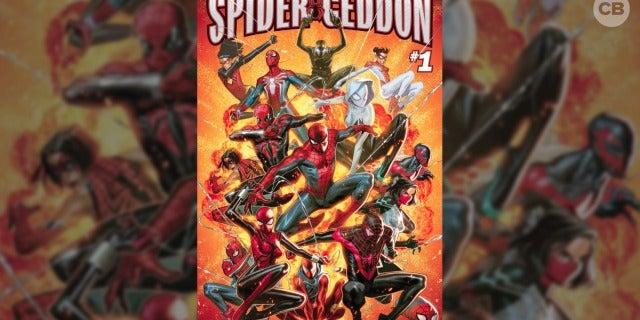 This Week in Comics: Spider-Geddon screen capture