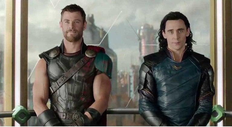 Thor Ragnarok get help