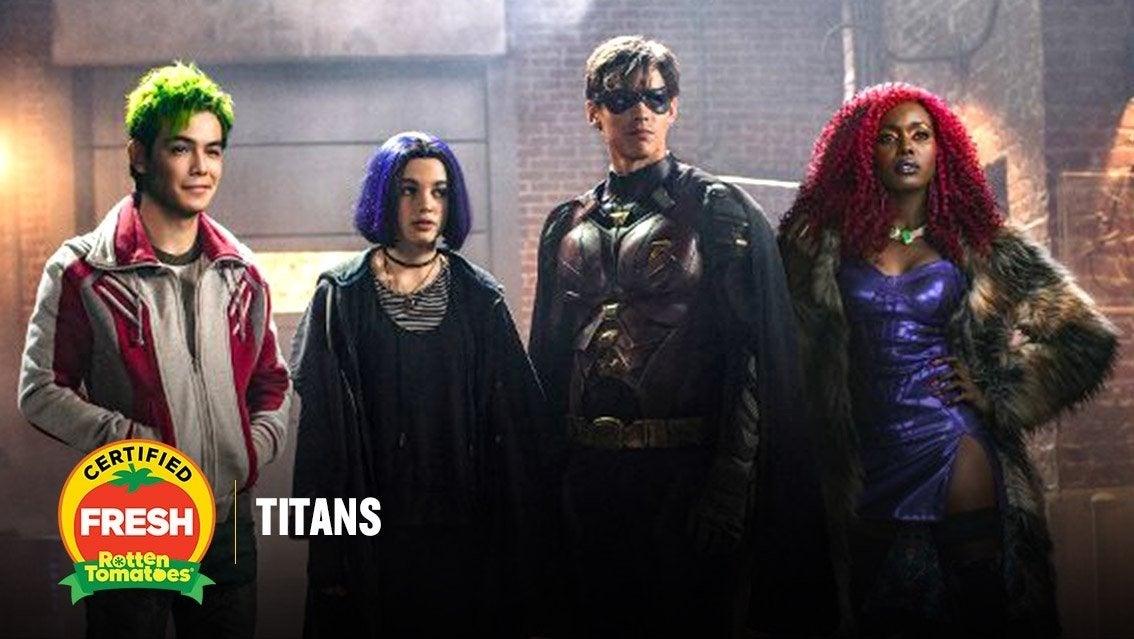 titans certified fresh
