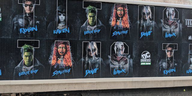 Titans-Posters