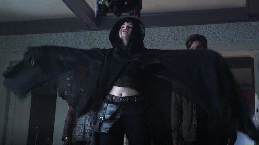 Titans-Raven-Costume