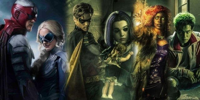DC Universe's Titans Shuts Down Production After Crew Member Killed During Stunt