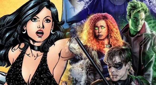 titans tv show donna troy