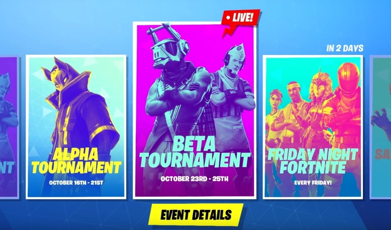 Fortnite In Game Tournament Pracakrakow Org