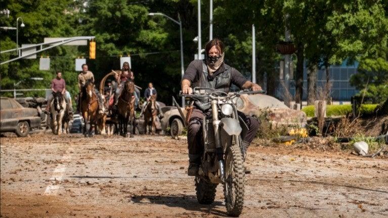 TWD Daryl season 9