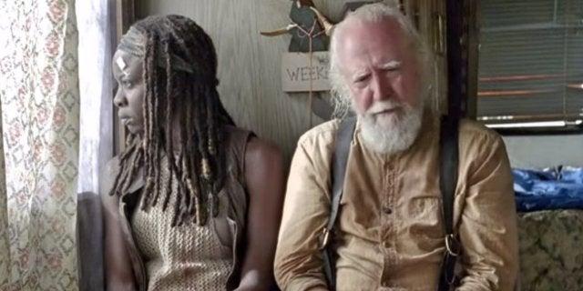 'The Walking Dead's Danai Gurira Pens Tribute to Late Scott Wilson