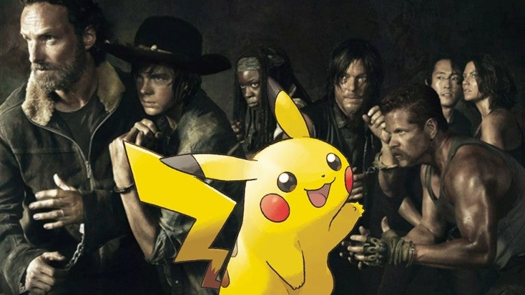 TWD pokemon
