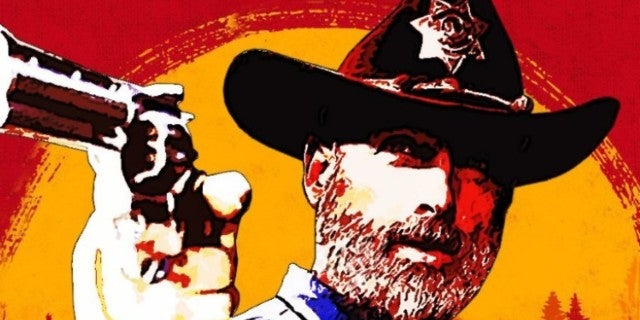 TWD Red Dead Redemption 2