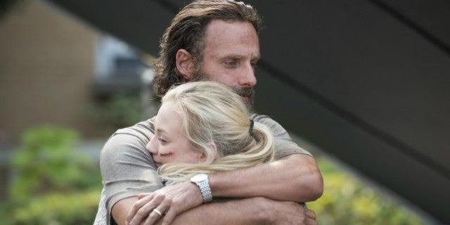 Former 'The Walking Dead' Star Emily Kinney Addresses Andrew Lincoln Exit