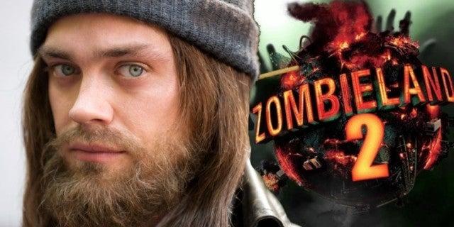TWD Tom Payne Zombieland 2 COMICBOOKCOM