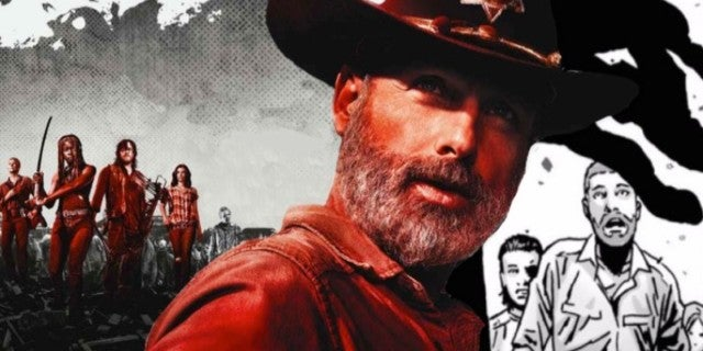 'The Walking Dead' Concept Art Appears to Confirm Major Comic Book Shocker for Season 9