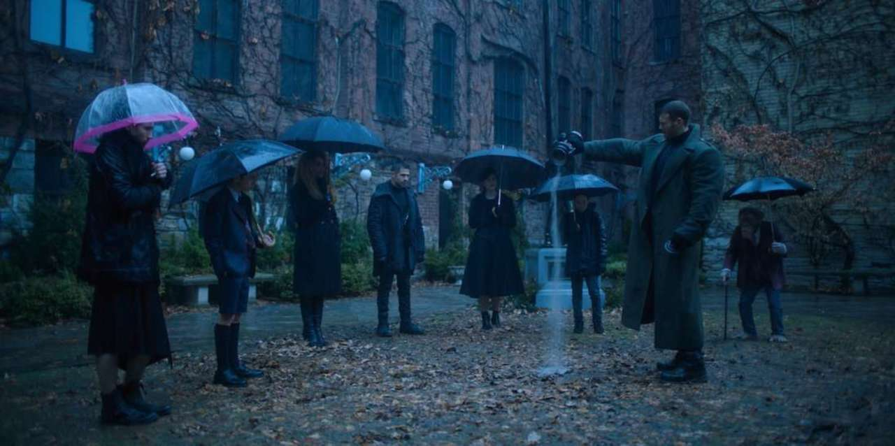 The Umbrella Academy Season 2 Kicks Off Production with First Table Read