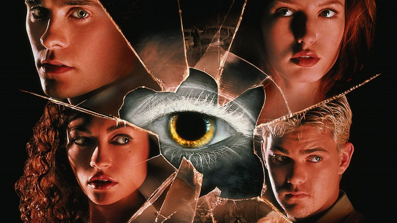 urban legend movie poster header