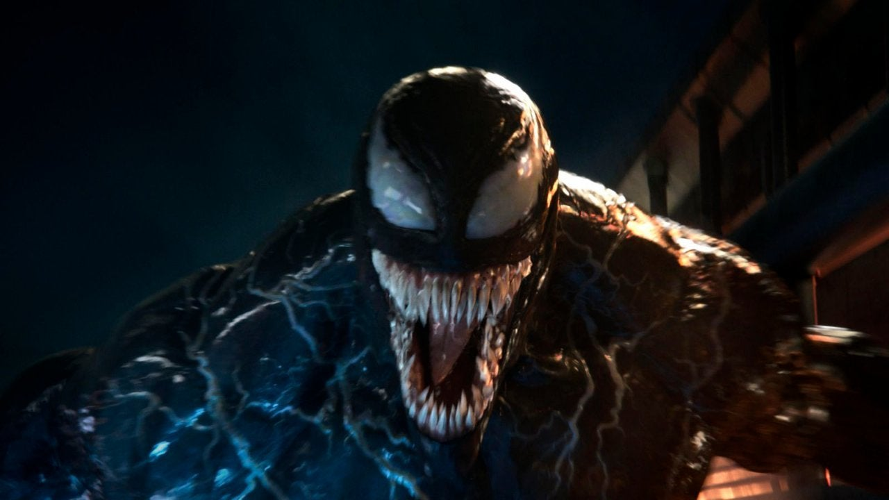 Venom box office