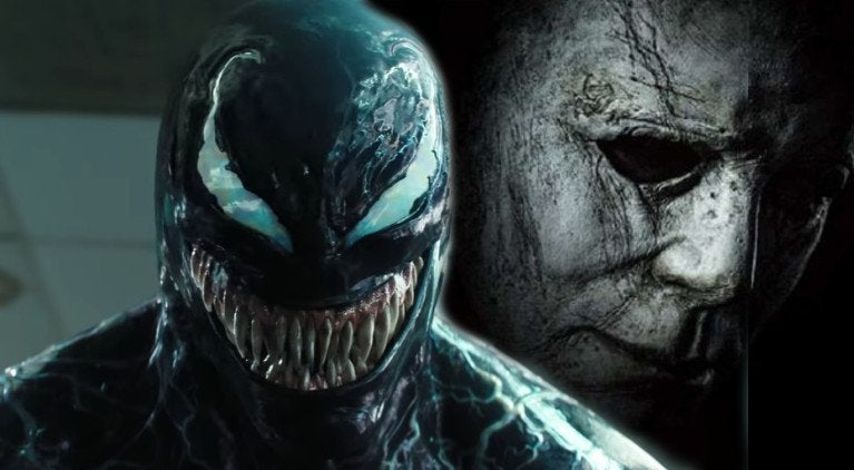 Venom Halloween box Office