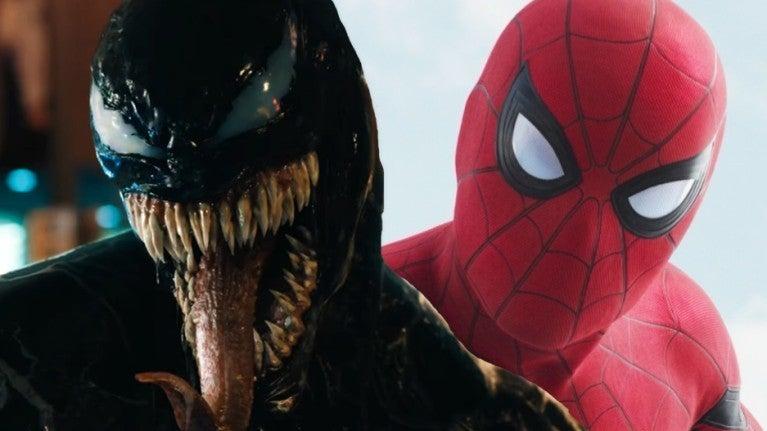 Venom MCU Spider-Man COMICBOOKCOM
