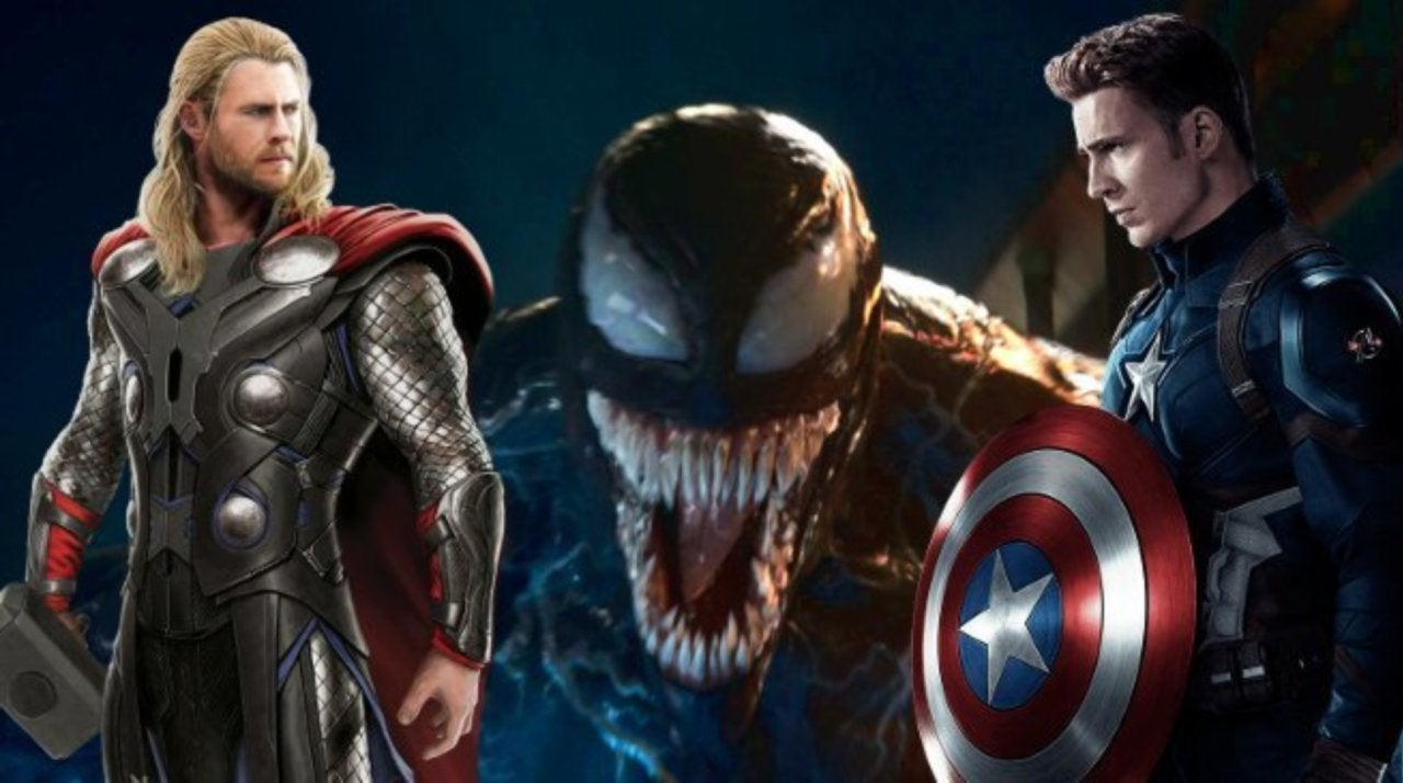 Venom' Scores Bigger Opening Than First 'Captain America