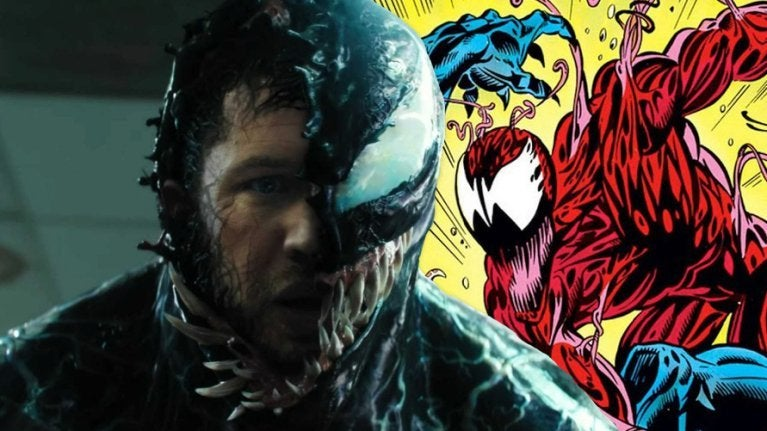 Venom movie Carnage comicbookcom