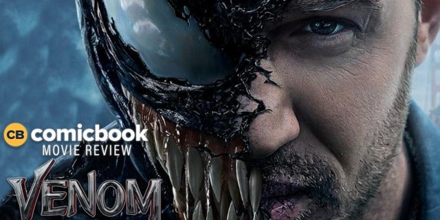 Venom - Movie Review screen capture