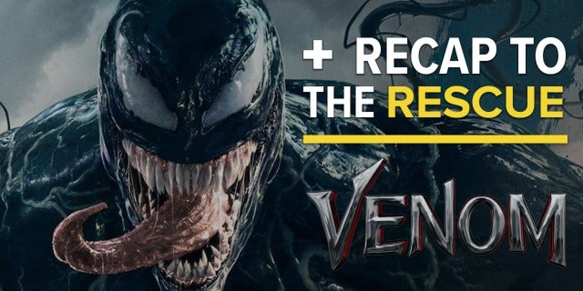 Venom - Recap to the Rescue screen capture