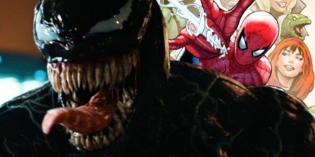 Venom Spider-Man comics COMICBOOKCOM