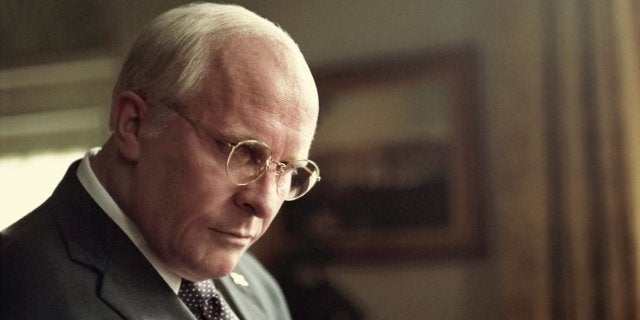 Vice Movie Christian bale Dick cheney