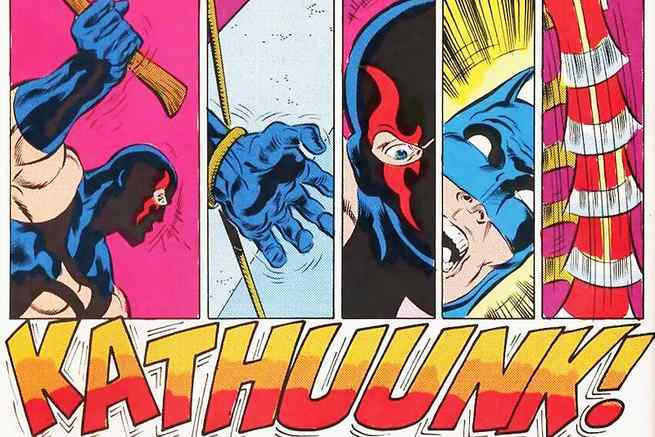 Batman: Who Is the KGBeast?