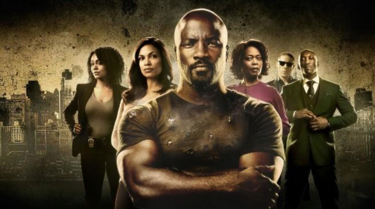 Image result for Why Netflix Cancelled 'Luke Cage