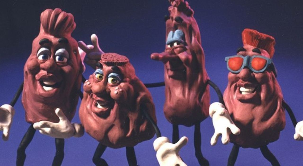 Image result for california raisins will vinton