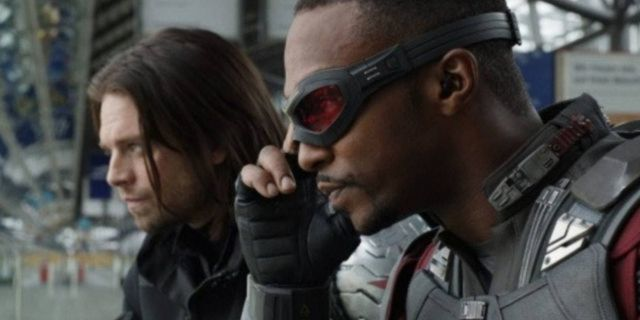 Sebastian Stan Teases Marvel's Winter Soldier And Falcon TV Series