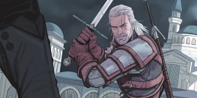 witcher cover