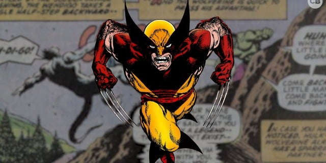 Wolverine - Major Issues screen capture
