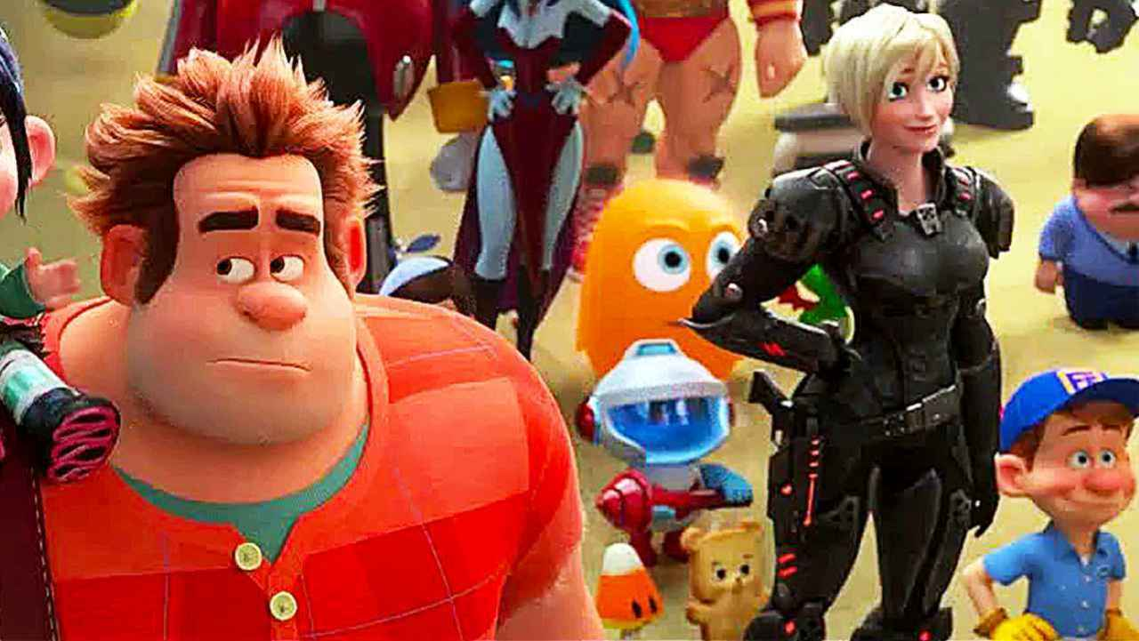 New Wreck It Ralph 2 Tv Spot Is Filled With Cameos
