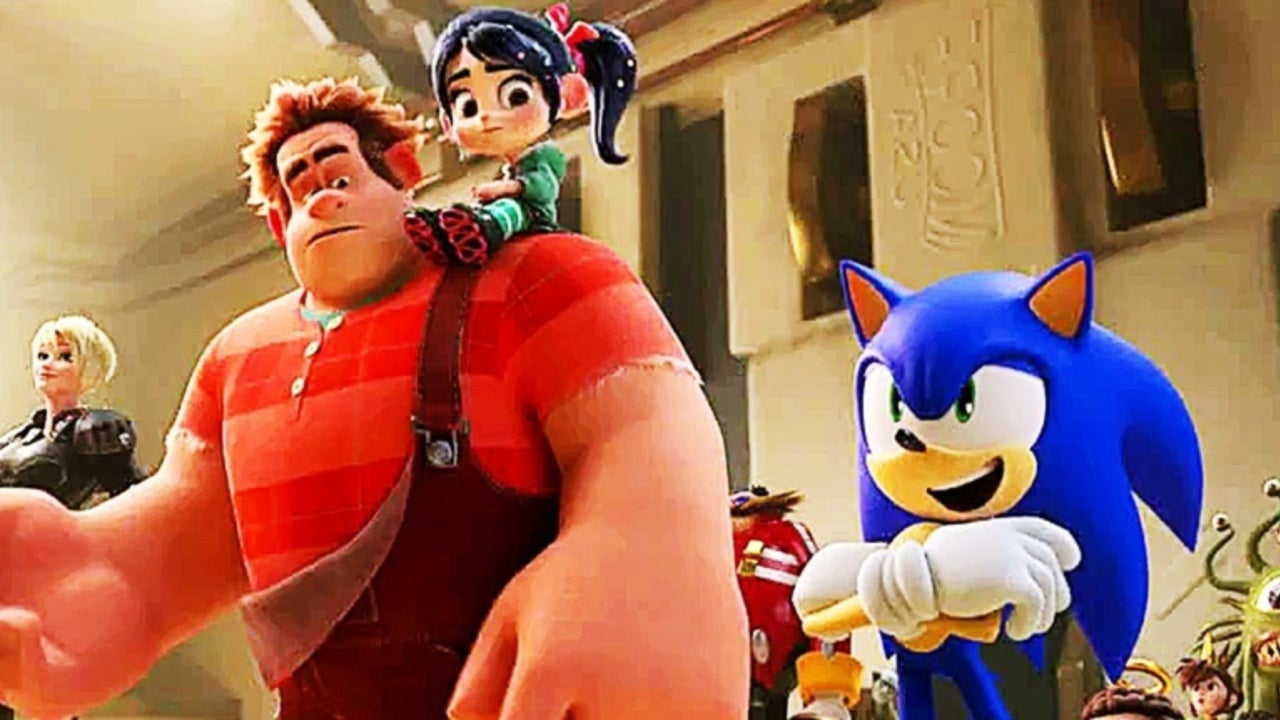 Ralph Breaks The Internet All The Video Game Cameos Revealed