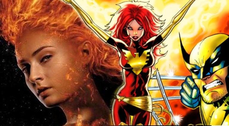 X-Men Dark Phoenix Animated Trailer