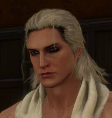 This The Witcher Iii Face Fusion Mod Is Freaking Weird