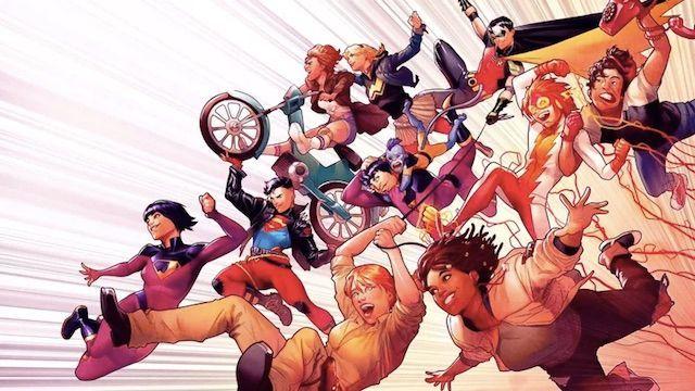 Young-Justice-Brian-Michael-Bendis-Wonder-Comics