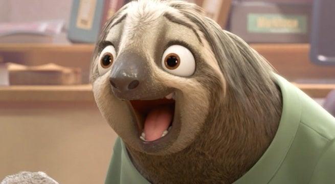 zootopia flash sloth