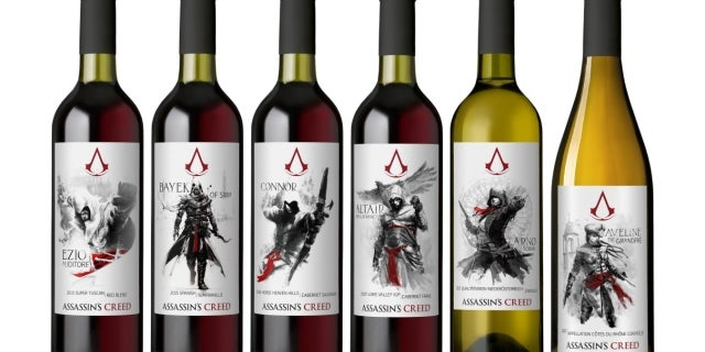 """'Assassin's Creed' Wine Is Now Available Because """"Everything Is Permitted"""""""