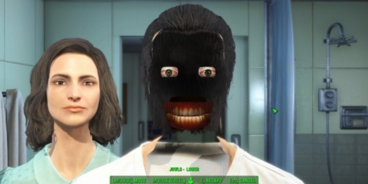 Fallout 4' Modding Goes Very Wrong In This Hilarious Video