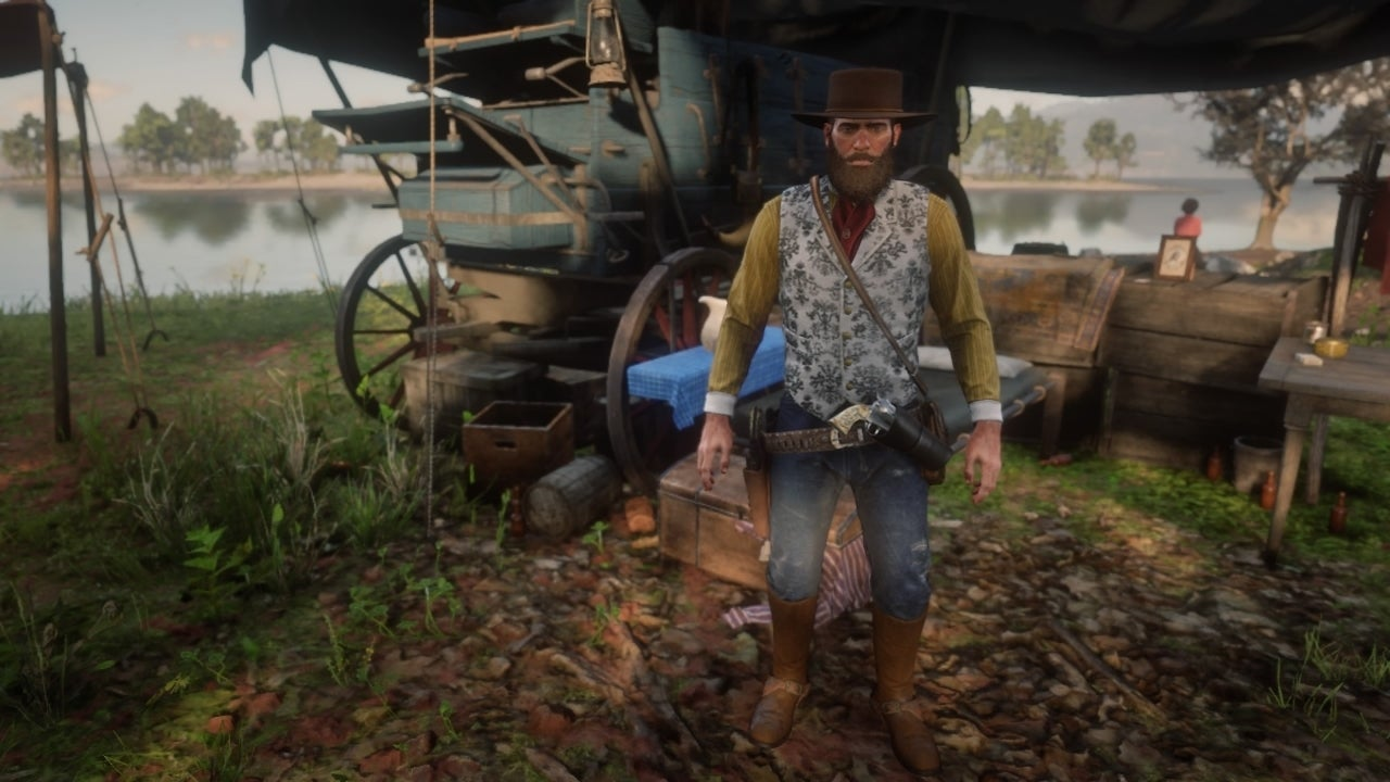 Red Dead Redemption 2': How to Look Like 'Toy Story's' Woody