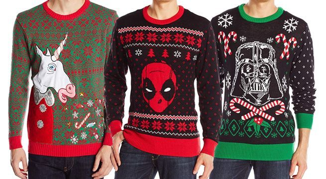 6533b69a449 Amazon s Ugly Christmas Sweater Sale is Affordable and Terrible
