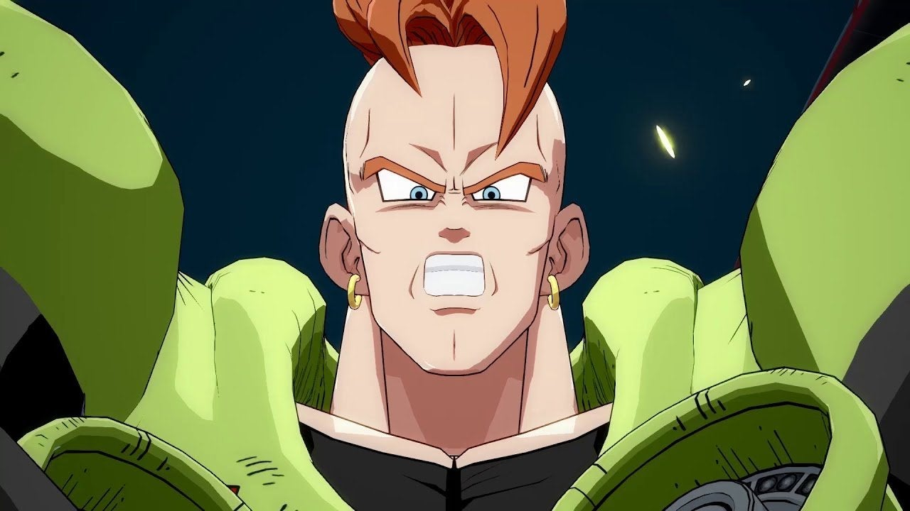 android 16 dbz